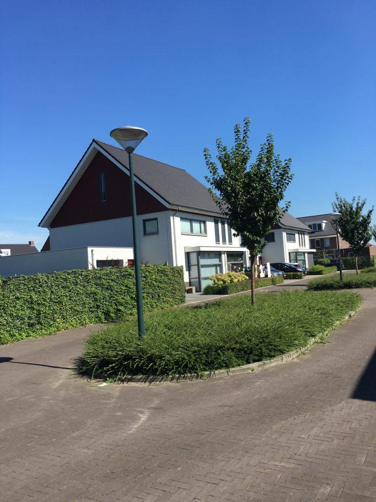 Bouwbedrijf Sleenhoff 10 woningen Celina Ewijk