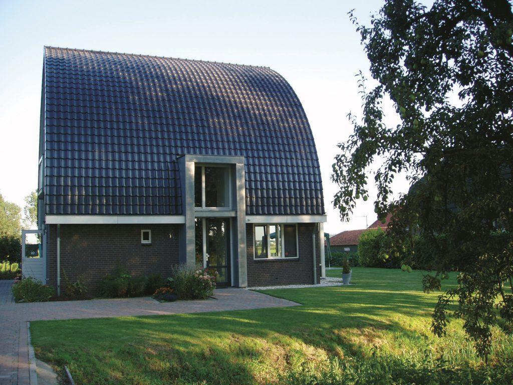 Bouwbedrijf Sleenhoff woonhuis Ewijk