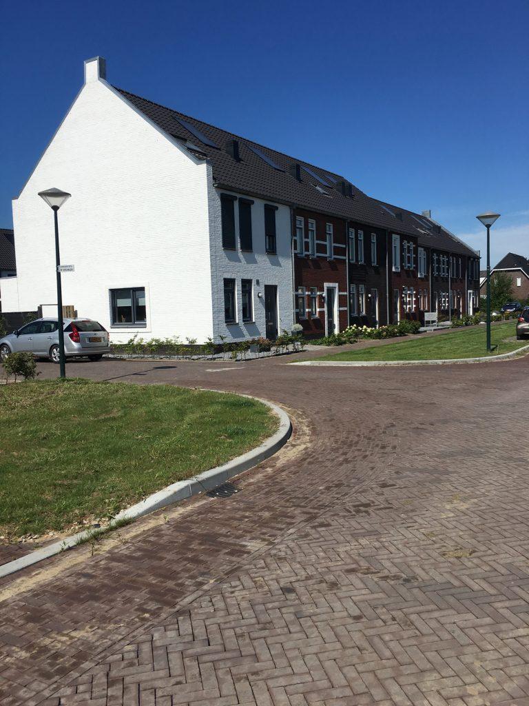 Bouwbedrijf Sleenhoff 15 woningen 't Hof van Campe Ewijk