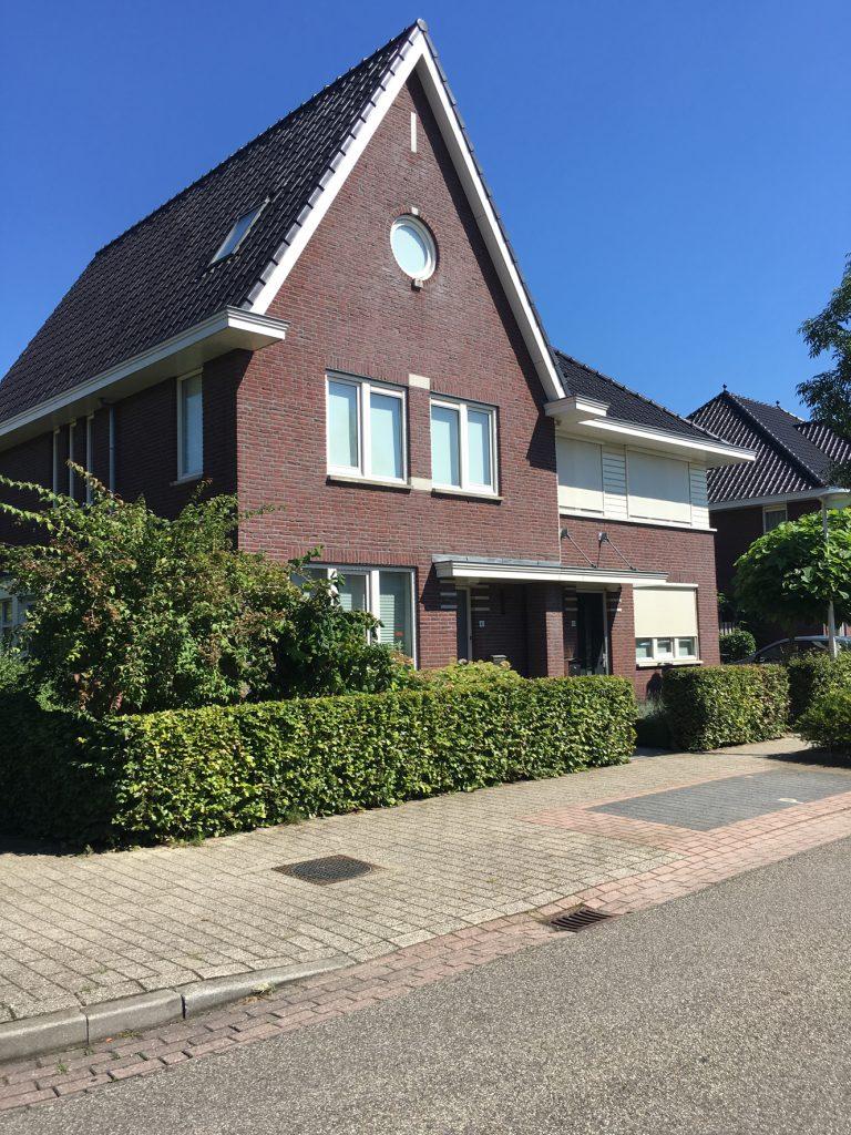 Bouwbedrijf Sleenhoff 6 woningen Huissen