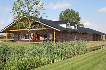 Bouwbedrijf Sleenhoff hengststation van Uytert