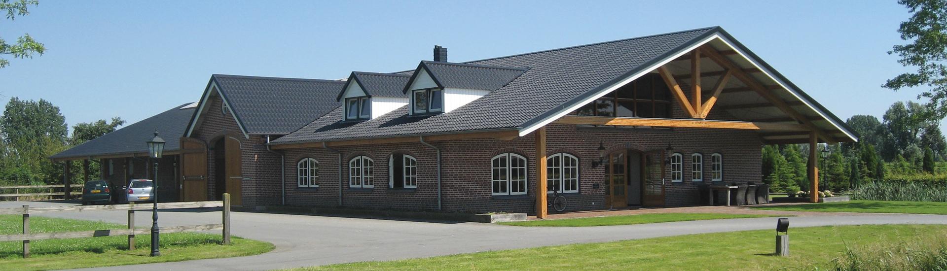 Bouwbedrijf Sleenhoff hengstation van Uytert