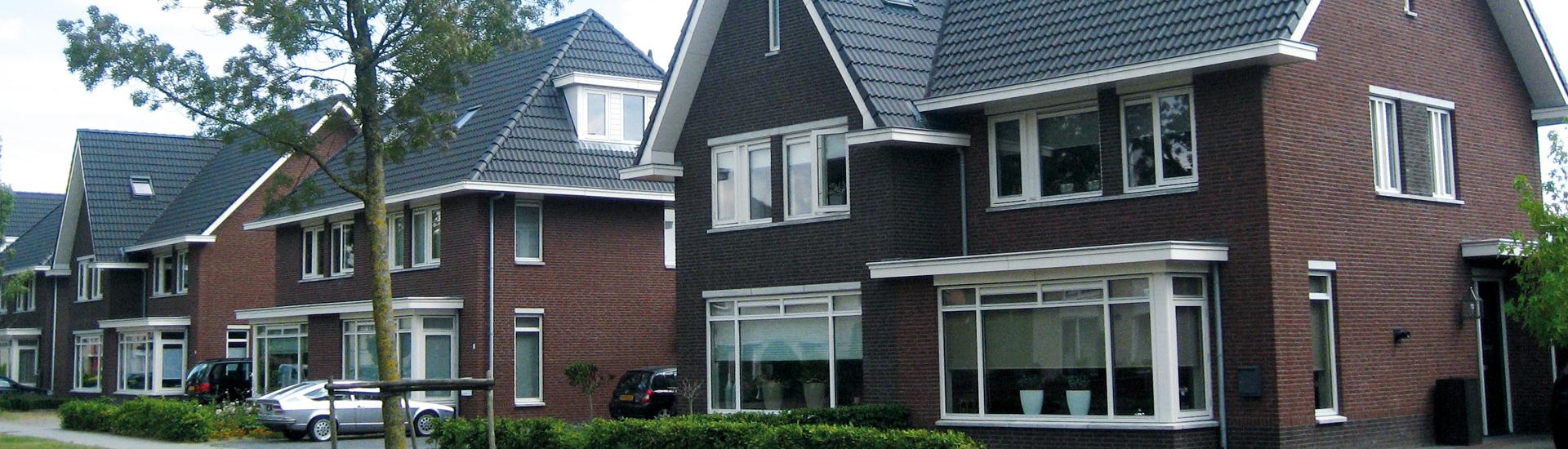 Bouwbedrijf Sleenhoff woonwijk
